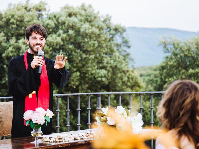 La boda de Juanjo y Happy en Mangiron, Madrid 71