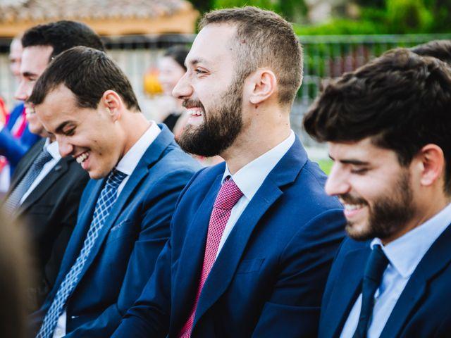 La boda de Juanjo y Happy en Mangiron, Madrid 72