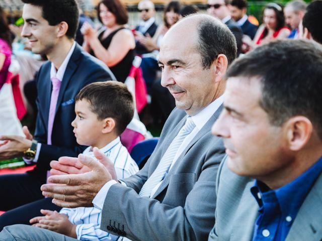 La boda de Juanjo y Happy en Mangiron, Madrid 76