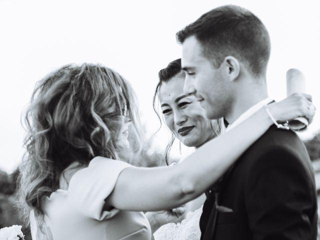 La boda de Juanjo y Happy en Mangiron, Madrid 77