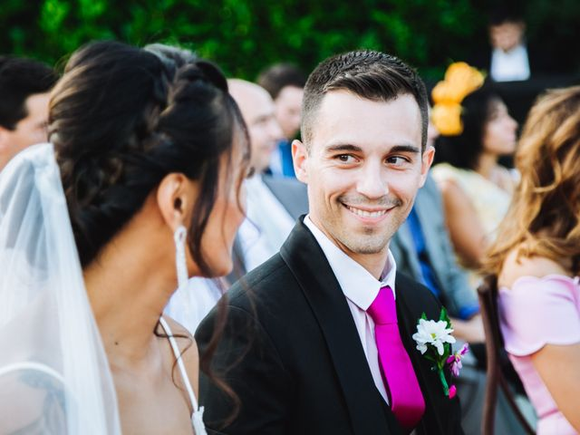 La boda de Juanjo y Happy en Mangiron, Madrid 81