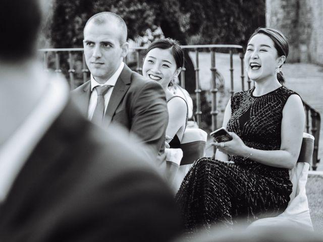 La boda de Juanjo y Happy en Mangiron, Madrid 84