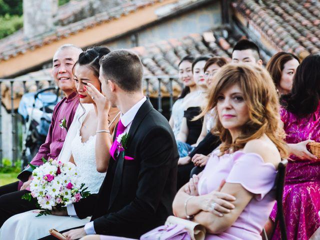 La boda de Juanjo y Happy en Mangiron, Madrid 85