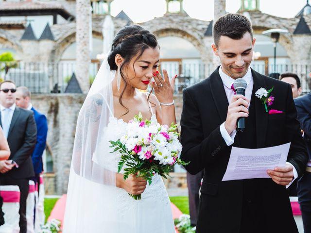 La boda de Juanjo y Happy en Mangiron, Madrid 88