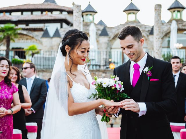 La boda de Juanjo y Happy en Mangiron, Madrid 90