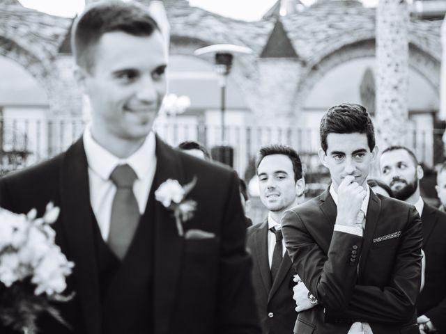 La boda de Juanjo y Happy en Mangiron, Madrid 91