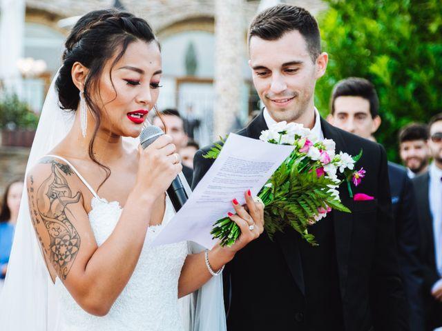 La boda de Juanjo y Happy en Mangiron, Madrid 92