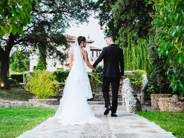 La boda de Juanjo y Happy en Mangiron, Madrid 100