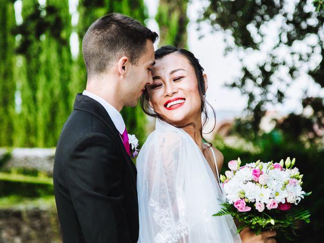 La boda de Juanjo y Happy en Mangiron, Madrid 102