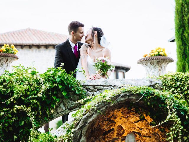 La boda de Juanjo y Happy en Mangiron, Madrid 104