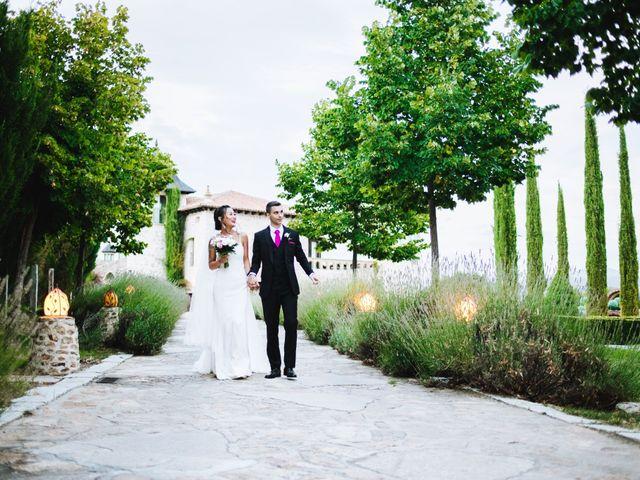 La boda de Juanjo y Happy en Mangiron, Madrid 106