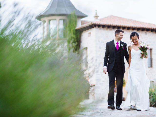La boda de Juanjo y Happy en Mangiron, Madrid 107