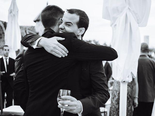La boda de Juanjo y Happy en Mangiron, Madrid 111