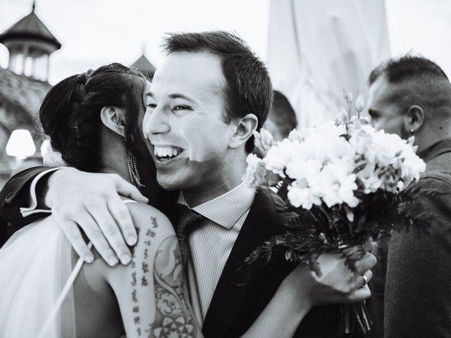 La boda de Juanjo y Happy en Mangiron, Madrid 112