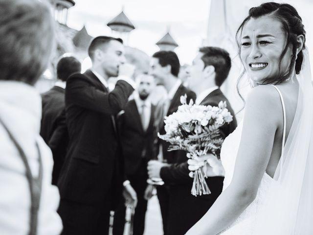 La boda de Juanjo y Happy en Mangiron, Madrid 113