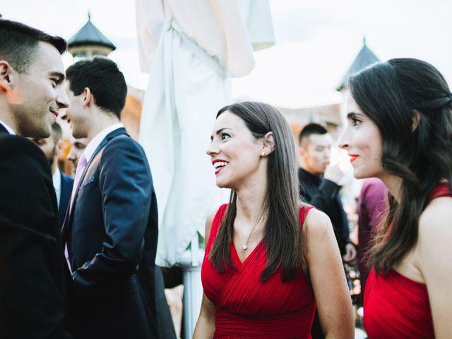 La boda de Juanjo y Happy en Mangiron, Madrid 114