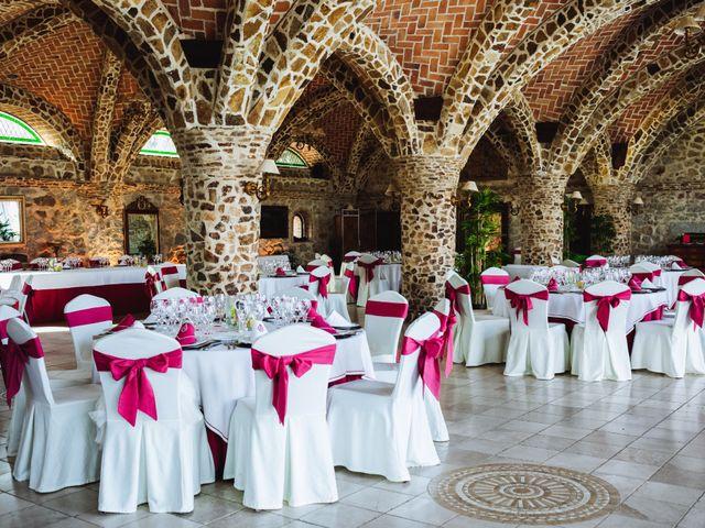 La boda de Juanjo y Happy en Mangiron, Madrid 116