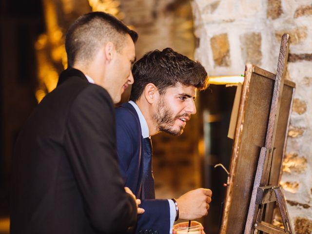 La boda de Juanjo y Happy en Mangiron, Madrid 118