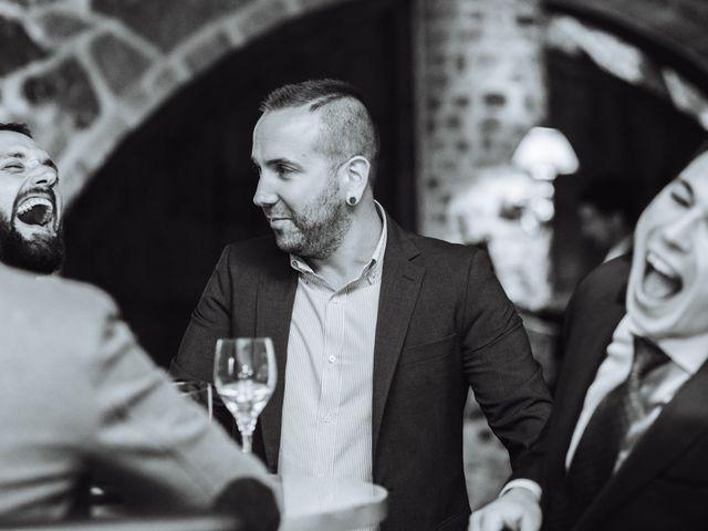 La boda de Juanjo y Happy en Mangiron, Madrid 119