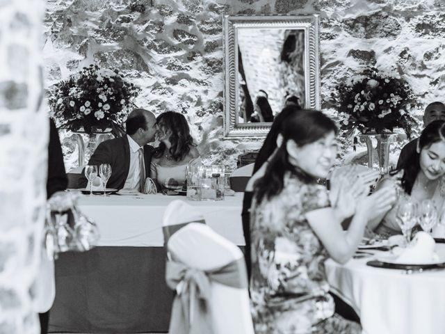 La boda de Juanjo y Happy en Mangiron, Madrid 120