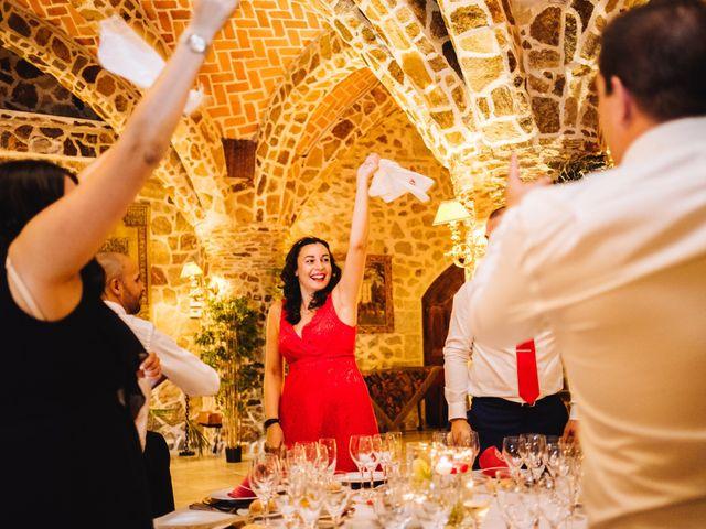 La boda de Juanjo y Happy en Mangiron, Madrid 121