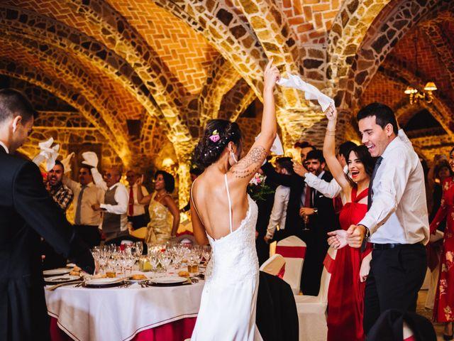 La boda de Juanjo y Happy en Mangiron, Madrid 122