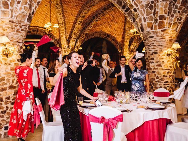 La boda de Juanjo y Happy en Mangiron, Madrid 125