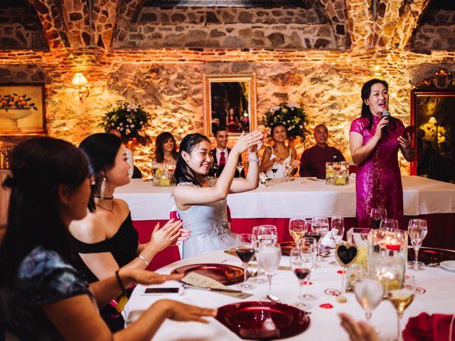 La boda de Juanjo y Happy en Mangiron, Madrid 126