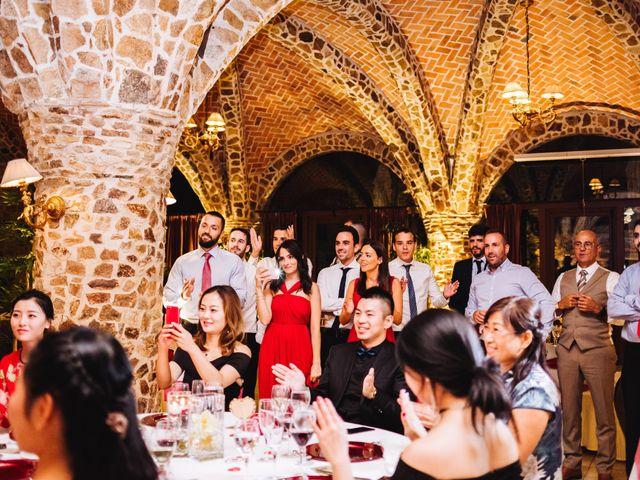 La boda de Juanjo y Happy en Mangiron, Madrid 127