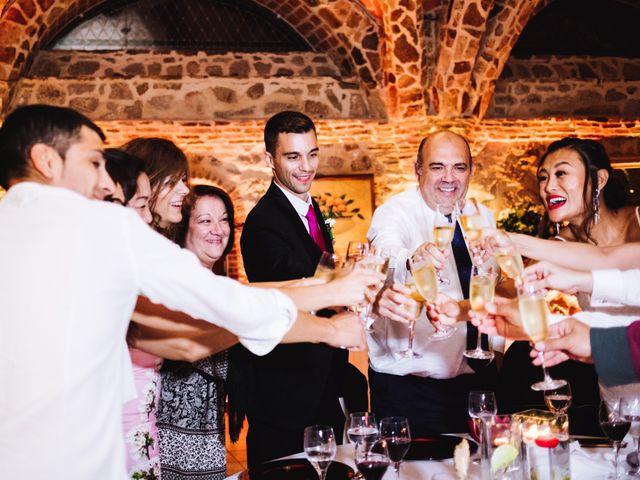 La boda de Juanjo y Happy en Mangiron, Madrid 128