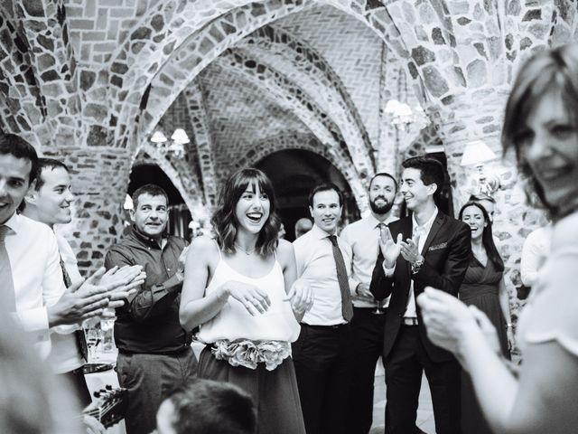 La boda de Juanjo y Happy en Mangiron, Madrid 130