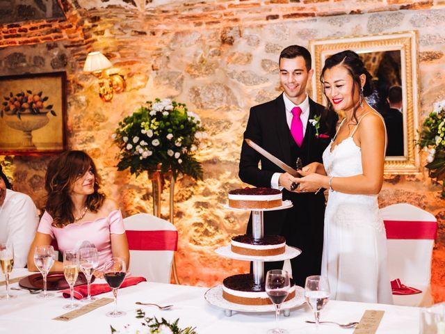 La boda de Juanjo y Happy en Mangiron, Madrid 132