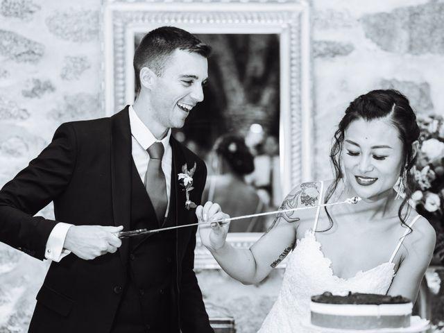 La boda de Juanjo y Happy en Mangiron, Madrid 133