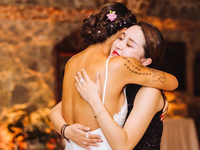 La boda de Juanjo y Happy en Mangiron, Madrid 135