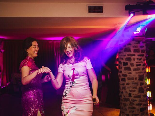 La boda de Juanjo y Happy en Mangiron, Madrid 137