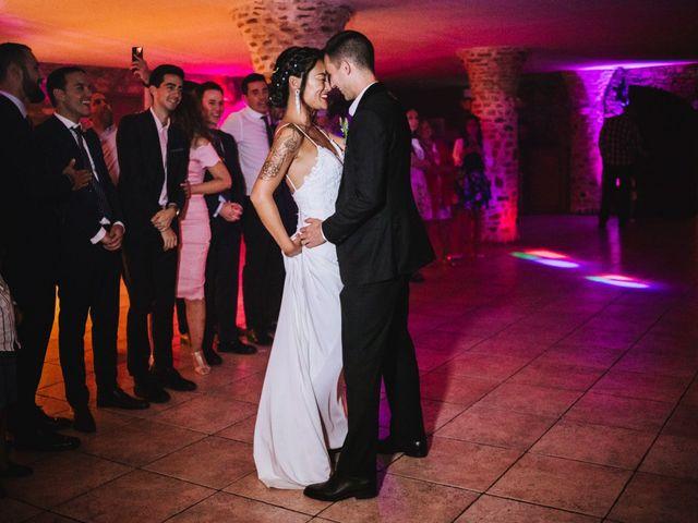 La boda de Juanjo y Happy en Mangiron, Madrid 140