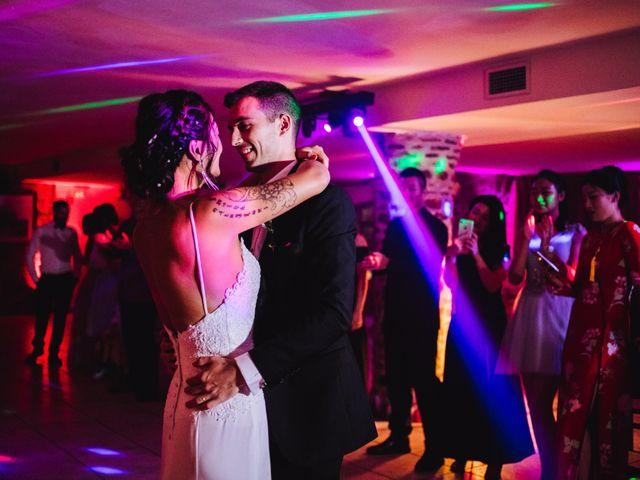 La boda de Juanjo y Happy en Mangiron, Madrid 141