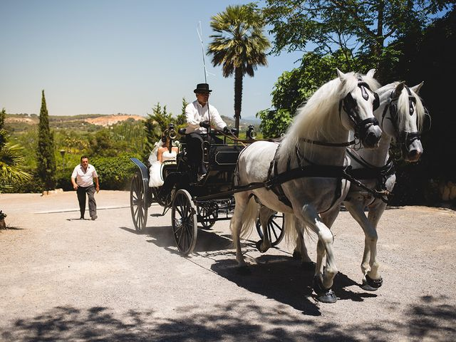 La boda de Juli y Rosa en Altafulla, Tarragona 22