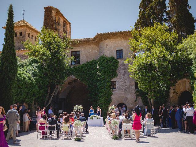 La boda de Juli y Rosa en Altafulla, Tarragona 25