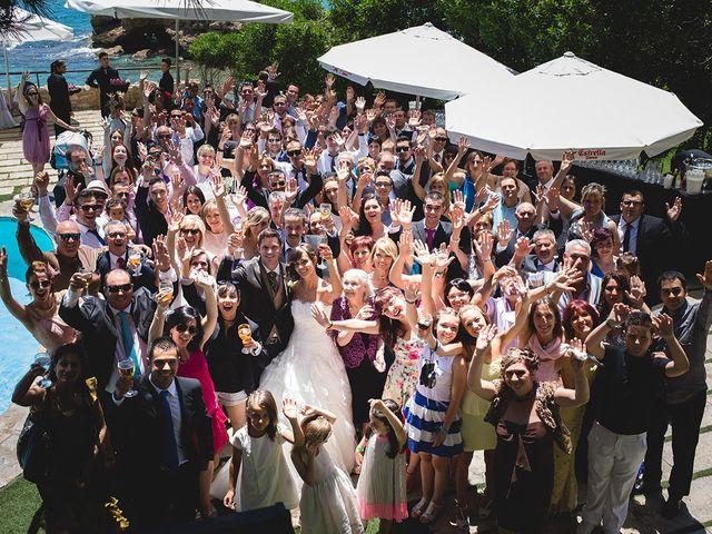 La boda de Juli y Rosa en Altafulla, Tarragona 45