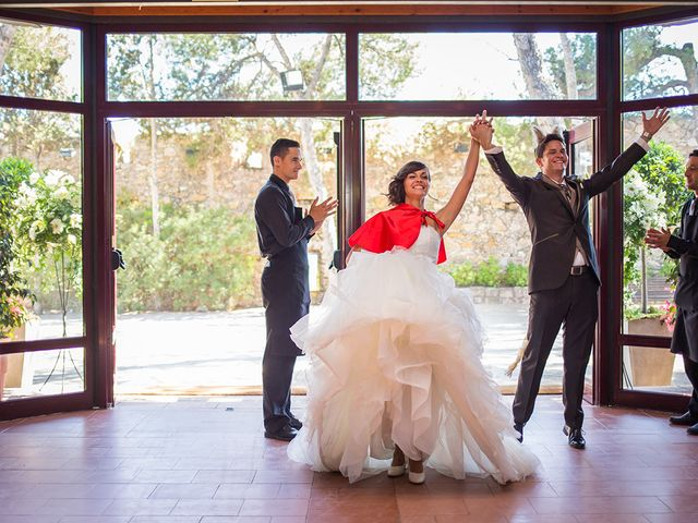 La boda de Juli y Rosa en Altafulla, Tarragona 46
