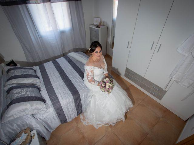 La boda de Francisco y Isa en Otura, Granada 8