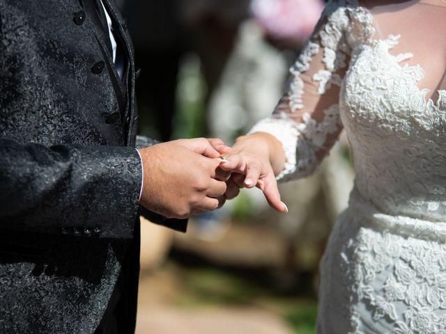 La boda de Francisco y Isa en Otura, Granada 12