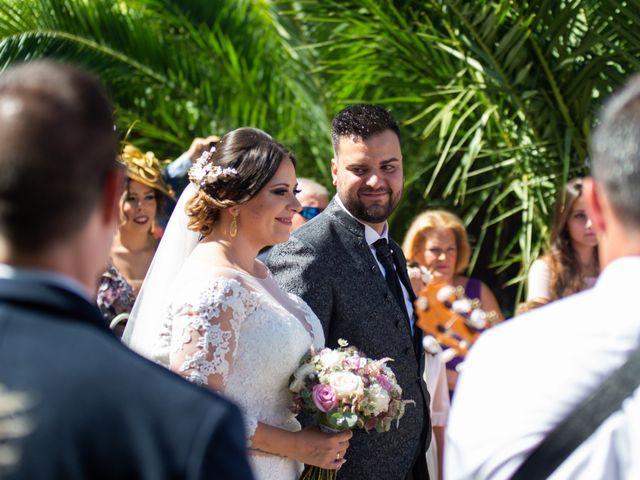 La boda de Francisco y Isa en Otura, Granada 14