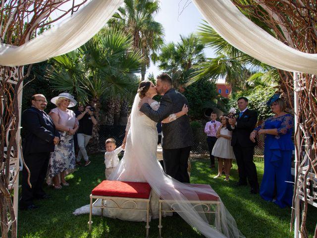 La boda de Francisco y Isa en Otura, Granada 16