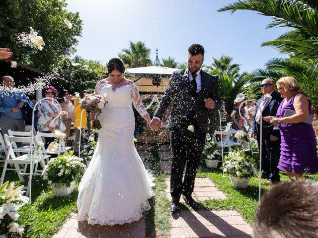 La boda de Francisco y Isa en Otura, Granada 17
