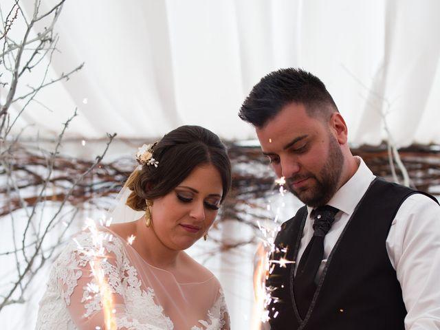 La boda de Francisco y Isa en Otura, Granada 19
