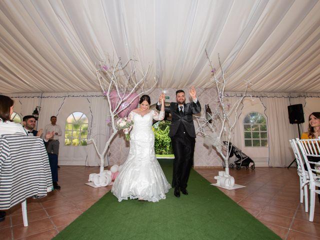 La boda de Francisco y Isa en Otura, Granada 20