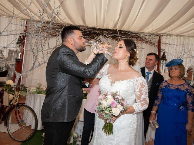 La boda de Francisco y Isa en Otura, Granada 21