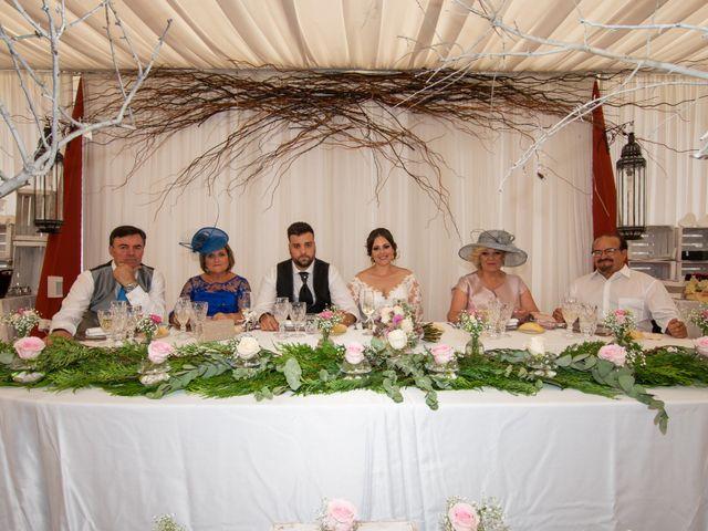 La boda de Francisco y Isa en Otura, Granada 22